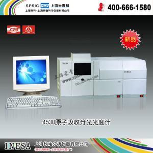 4530原子吸收分光光度计 上海仪电分析仪器有限公司  市场价183000元 全套PC控制