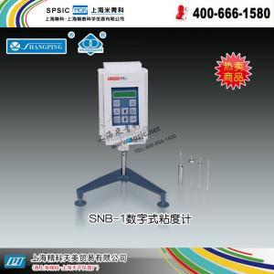 SNB-1数字式粘度计 上海精科天美贸易有限公司 市场价7900元
