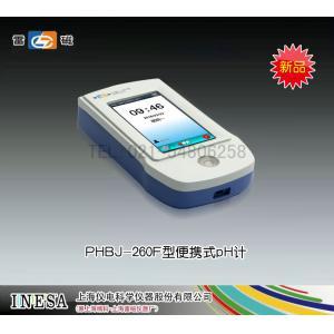 PHBJ-260F型便携式PH计(<font color=#fe0000>火热促销中</font>) 上海仪电科学仪器股份有限公司 市场价3380元