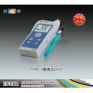 PHB-4型便携式PH计 上海仪电科学仪器股份有限公司 市场价1288元