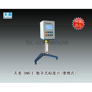 天美SNB-3E数字式粘度计 上海天美天平仪器有限公司 市场价6800元